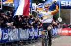 荷兰国家公路自行车越野赛 捷安特车队Godrie夺冠