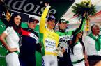 环瑞士自行车赛 美利达蓝波车队Rui Costa夺冠