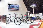 2015中国国际自行车展览会 凤凰智能自行车最吸睛