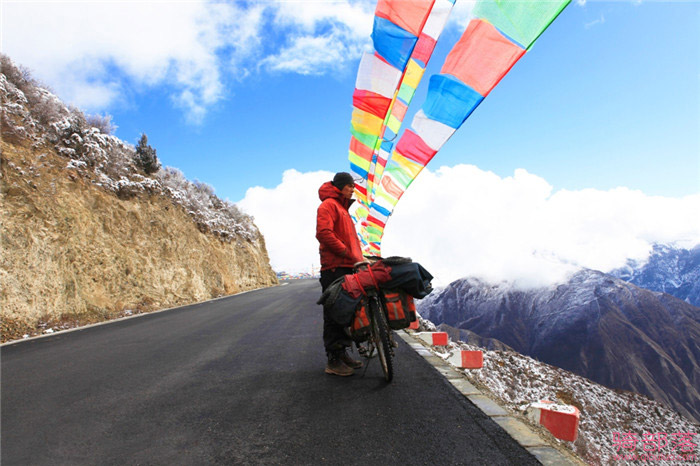 骑行滇藏线电影《转山》