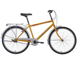 美利达铁马单速自行车