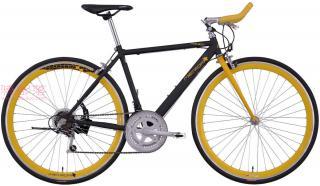 美利达Ride 900牛角把公路自行车暗黑色
