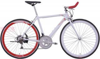 美利达Ride 900牛角把公路自行车茉莉白