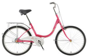 莫曼顿 爱你(iNeed)500自行车