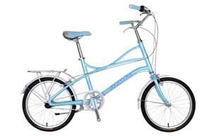 莫曼顿 爱心(iThink)N3女式自行车