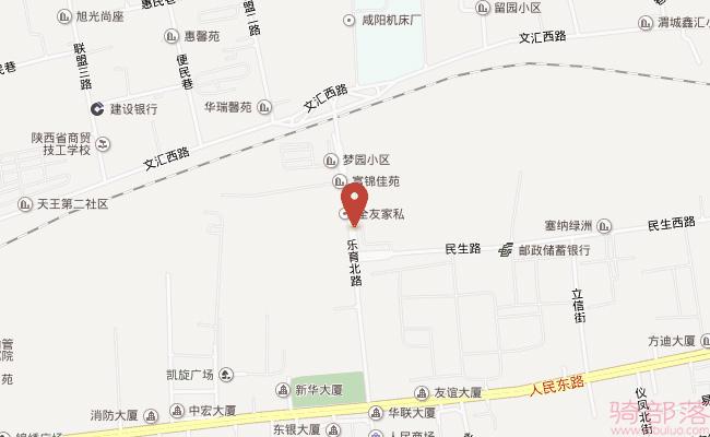 Giant(捷安特)乐育北路专卖店地址