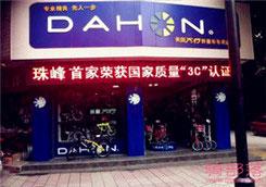 Dahon(大行)绵阳市培城区专卖店