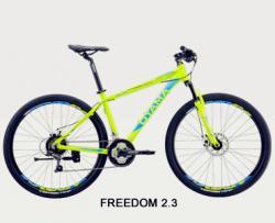 欧亚马FREEDOM 2.3