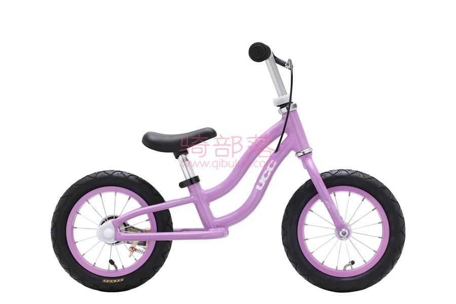 UCC12寸女孩滑步车儿童车