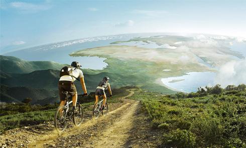 骑部落网站正式上线 带着单车去旅行!