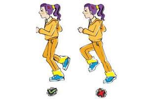 跑步指南 跑步姿势、装备、饮食全攻略