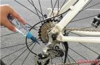 自行车链条清洁、润滑 山地车链条保养技巧