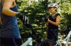 收获乐趣,大汗淋漓 崔克Skye女式山地自行车