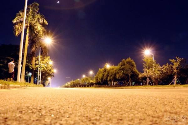 騎友總結的夜騎自行車7大好處
