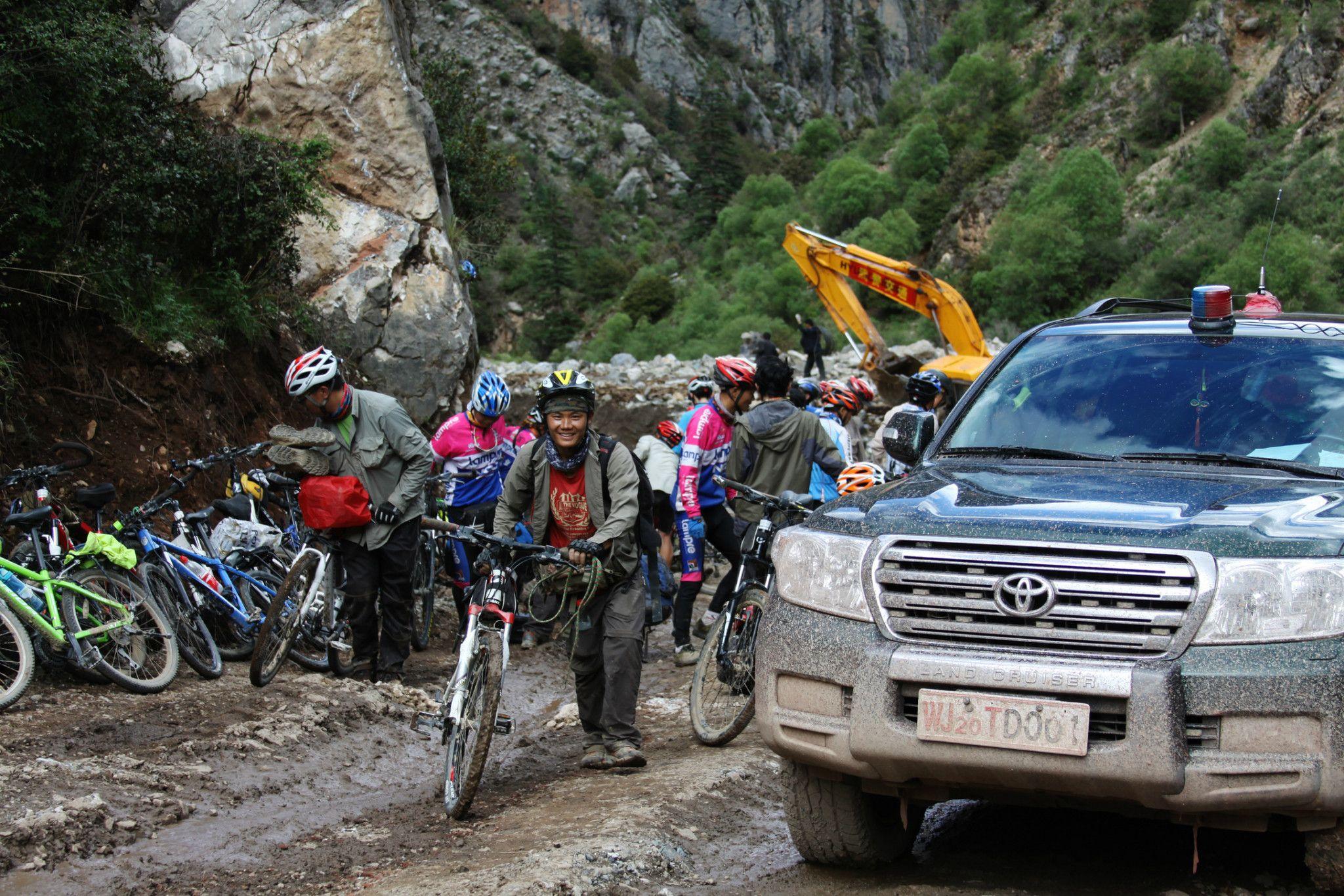 骑车去西藏:骑友骑行西藏美景图片分享 图15