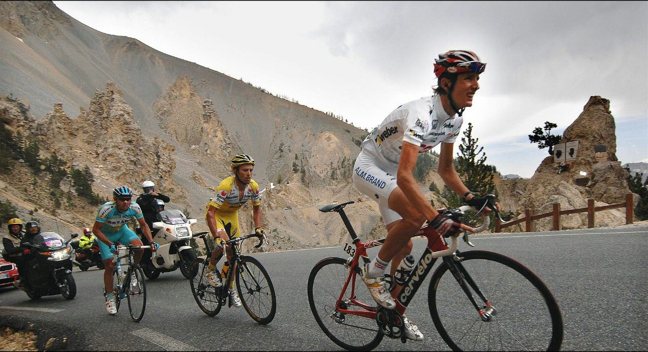 走进环法赛:环法自行车比赛现场图片分享 图9