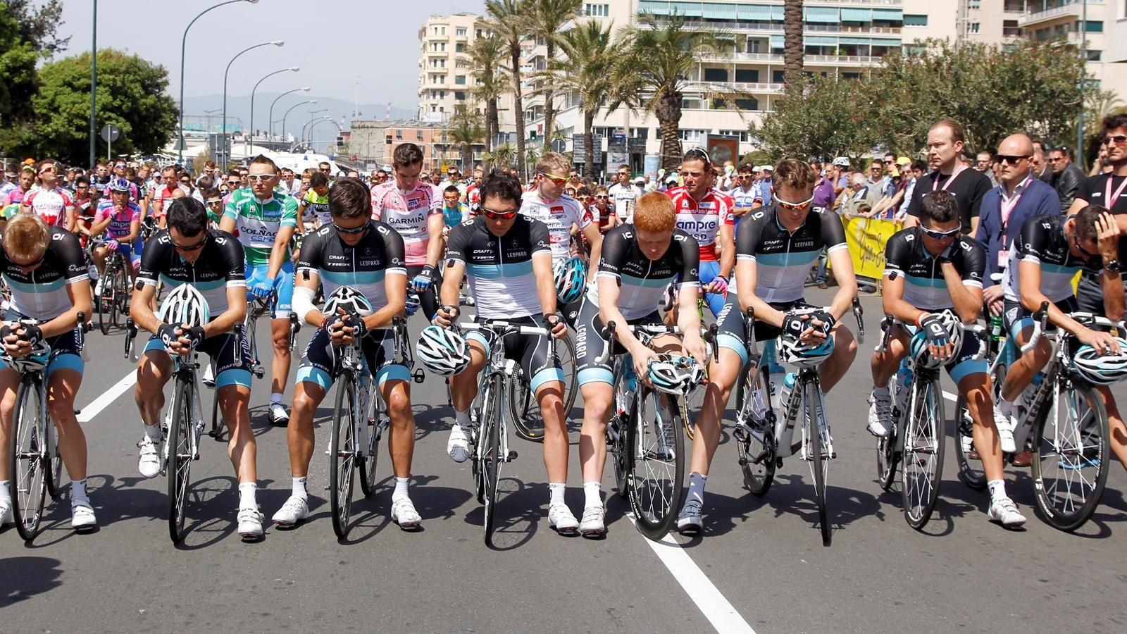 走进环意赛:环意自行车比赛现场图片分享 图4