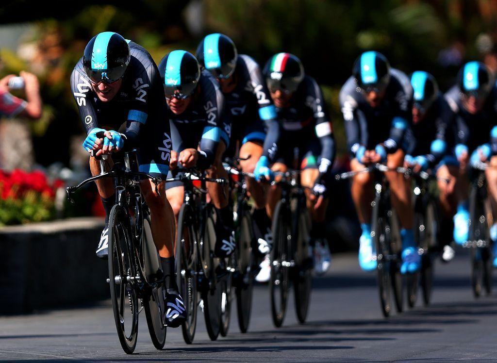 走进环意赛:环意自行车比赛现场图片分享 图6