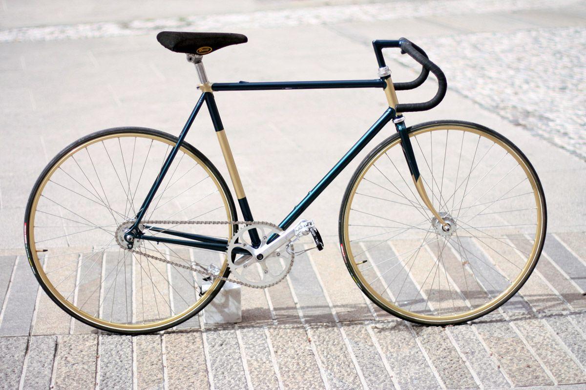 就是要不一样,个性十足的死飞自行车图片分享 图3
