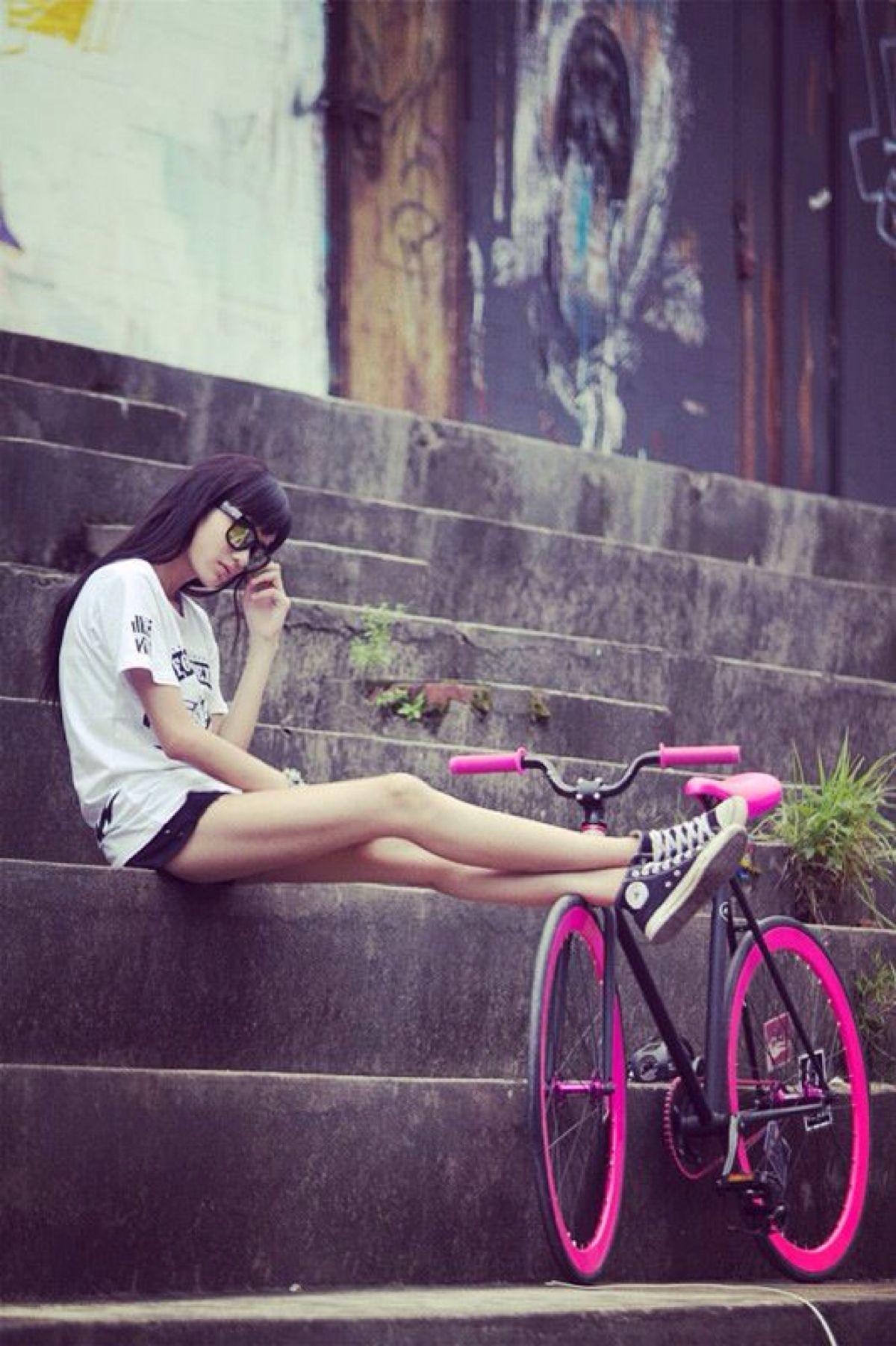 就是要不一样,个性十足的死飞自行车图片分享 图7