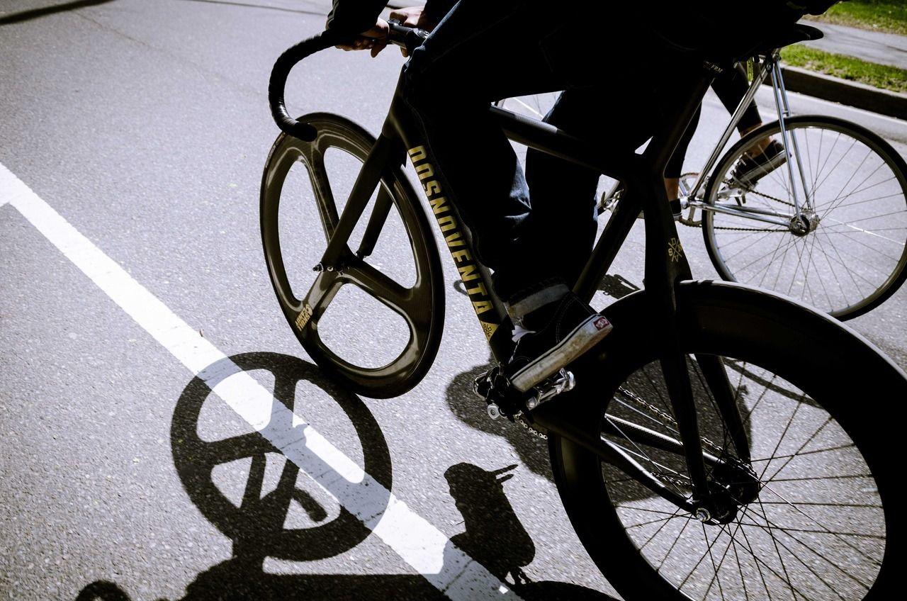 就是要不一样,个性十足的死飞自行车图片分享 图8