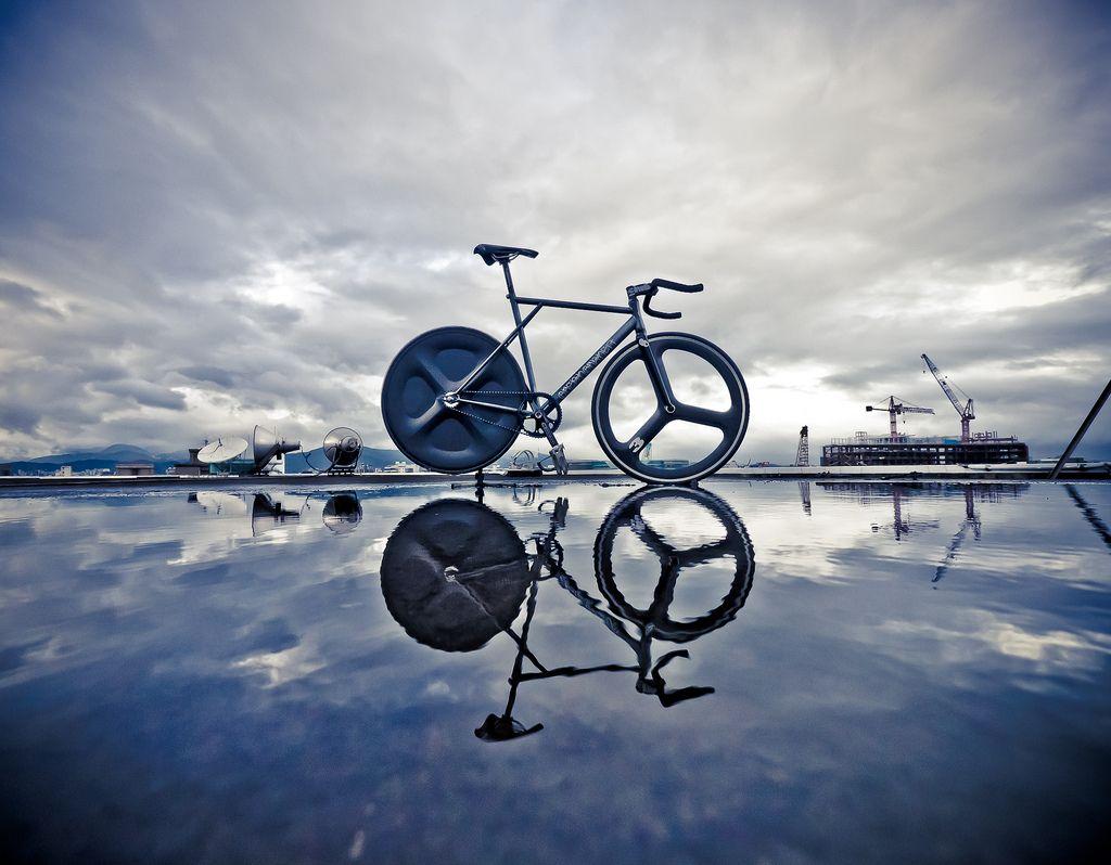 就是要不一样,个性十足的死飞自行车图片分享 图10