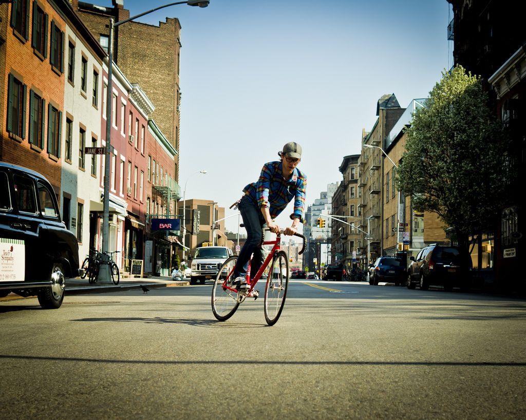 就是要不一样,个性十足的死飞自行车图片分享 图11
