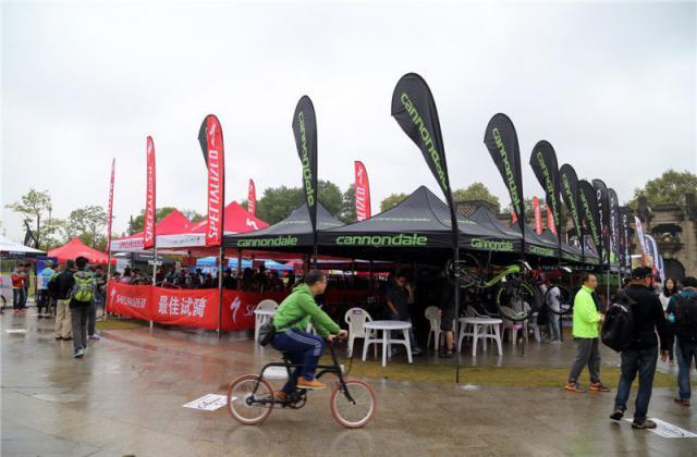 2015亚洲自行车展览会图片分享