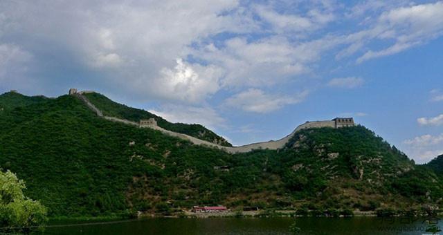 北京四海骑行路线