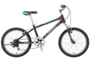 莫曼頓 愛歡(iFun) 520男兒童山地自行車