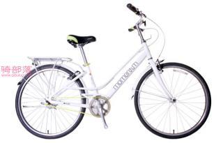莫曼顿 爱你(iNeed)1000自行车白色