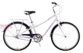 莫曼顿 爱你(iNeed)2000女女式旅行车亮白紫色