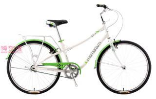 莫曼顿 爱你(iNeed)2000女女式旅行车亮白绿色