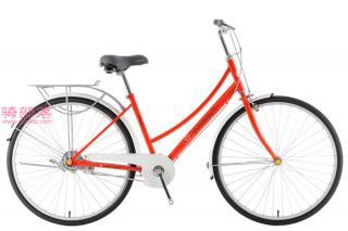 莫曼顿 爱你(iNeed)300女女士自行车新年红