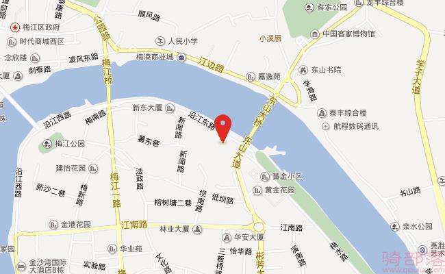Merida(美利达)广东梅州专卖店