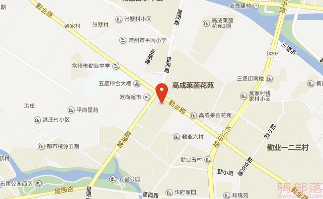 郑州市捷安特专卖店_Giant(捷安特)勤业路专卖店地址_电话 - 骑部落